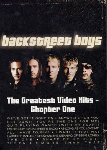 Backstreet Boys: The Video Hits: Chapter One