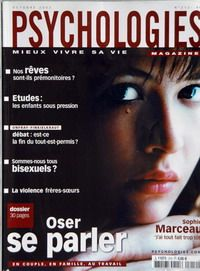 Sophie Marceau - Psychologies Magazine [France] (October 2002)