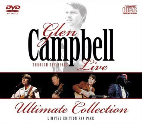 Through the Years: Live - Glen Campbell