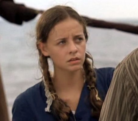 Danielle Calvert - Stills from the movie ''Mysterious Island''