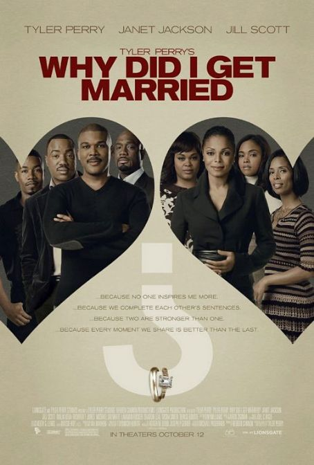 Why Did I Get Married? Tyler Perry